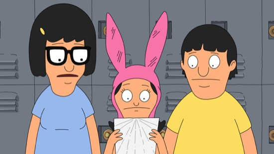 Bobs Burgers The Millie-churian Candidate Season 5 Episode 12 04