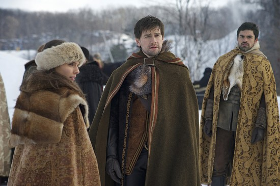 Reign The End of Mourning Season 2 Episode 14 01