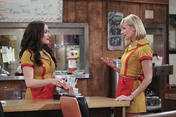 2 Broke Girls And the Look of the Irish