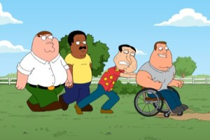 Family Guy JOLO Season 13 Episode 14 02
