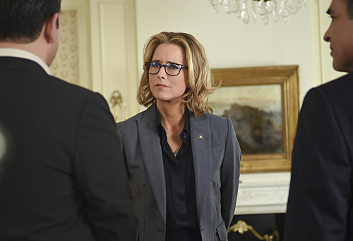 Madam Secretary The Kill List