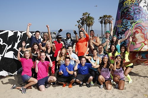 The Amazing Race A Little Too Much Beefcake Season 27 Premiere 2015 (7)