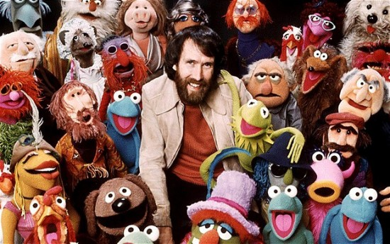 Jim Henson and his creations