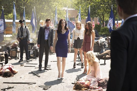 The Vampire Diaries Day One of Twenty-Two Thousand, Give or Take (3)