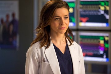 """Grey's Anatomy """"Old Time Rock and Roll"""" Season 12 Episode 4 (3)"""