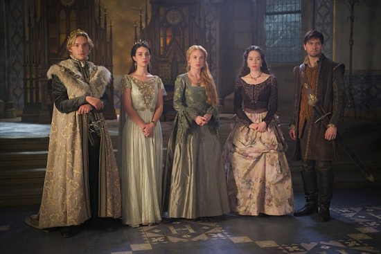 """Reign """"Three Queens, Two Tigers"""" Season 3 Premiere 2015 (4)"""