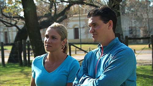 """The Amazing Race """"Good Old Fashioned Spit In The Face"""" Season 27 Episode 4 (1)"""