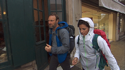 """The Amazing Race """"Good Old Fashioned Spit In The Face"""" Season 27 Episode 4 (4)"""