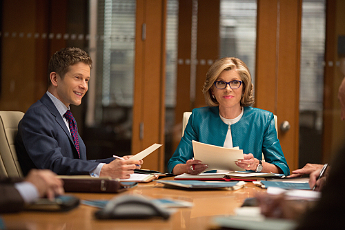 """The Good Wife """"Cooked"""" Season 7 Episode 3 (16)"""