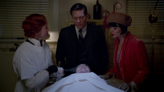 Dr. Mac, Jack and Phryne - Miss Fisher's Murder Mysteries