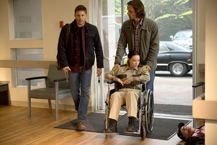 Supernatural Out of the Darkness, Into the Fire (8)