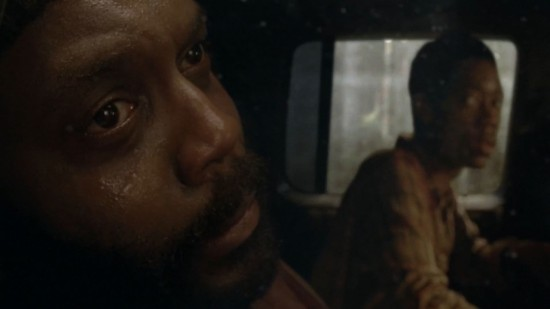Tyreese and Noah - The Walking Dead