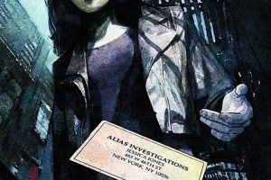 Marvel's Jessica Jones NYCC Poster