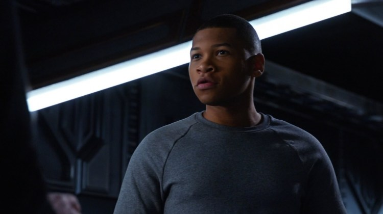 Jefferson - DC's Legends of Tomorrow