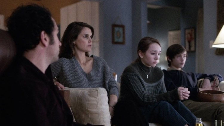'The Americans' revisits peak of Cold War fears in 'The Day After' episode