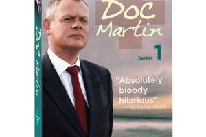DVD Cover Doc Martin