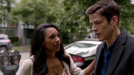 Iris and Barry - The Flash