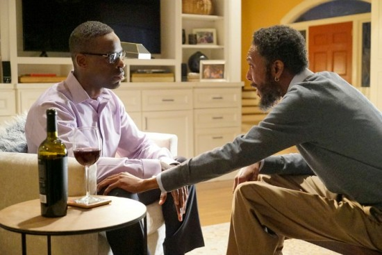 Randall and William - This Is Us
