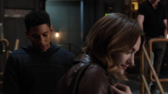 Wally and Jesse - The Flash