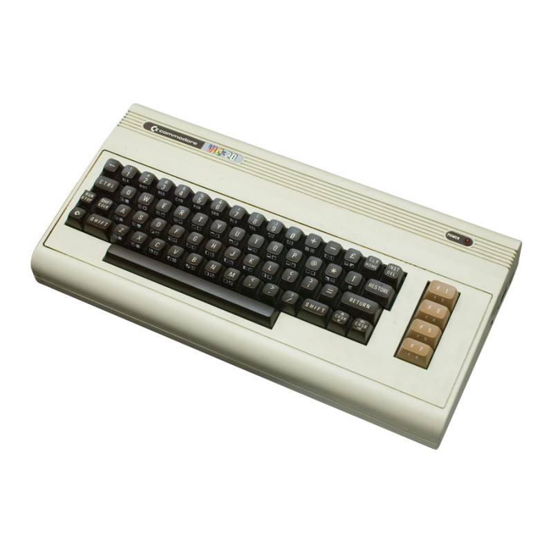 Prop Hire - Commodore VIC 20 Home Computer