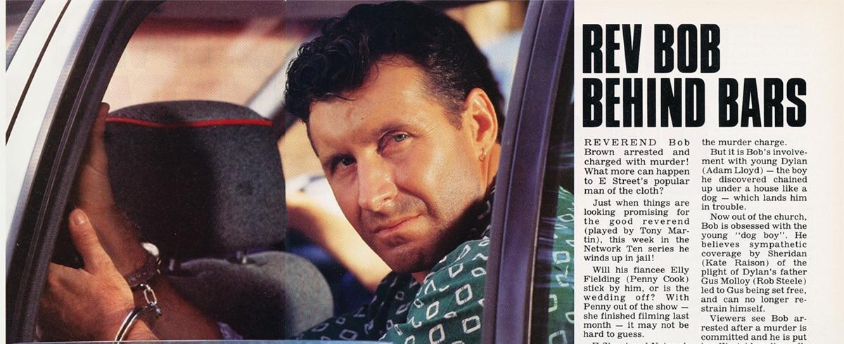 "TV Week: ""Cop This!"" E Street 20th April 1991"