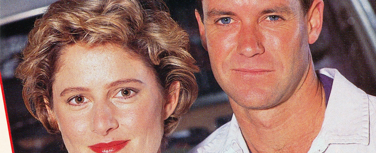 """TV Week: """"Romance turns to Rescue"""" Police Rescue 20th April 1991"""