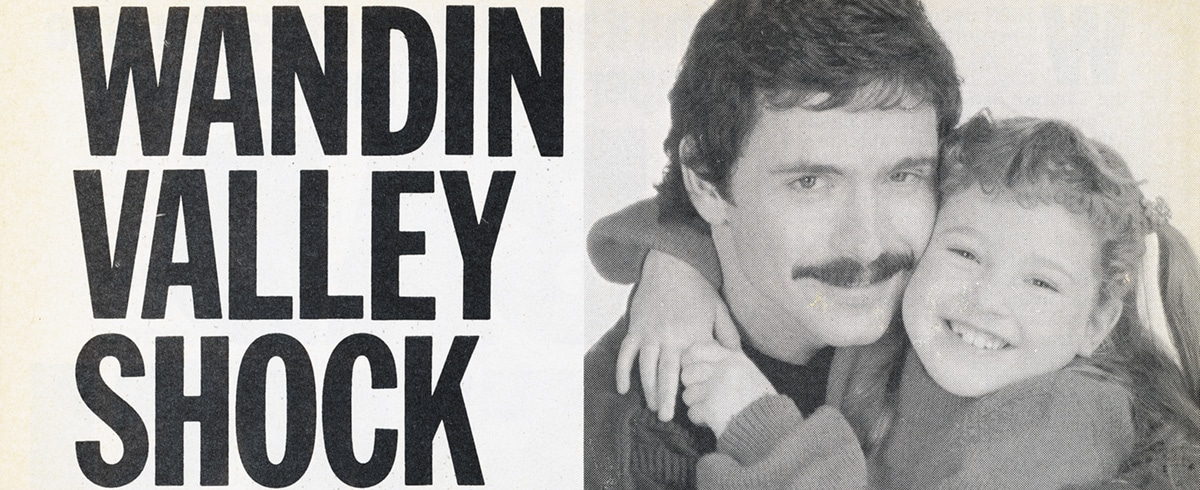 """TV Week: """"Wandin Valley Shock Waves!"""" A Country Practice 1st September 1990"""