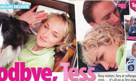 "TV Week: ""Goodbye Tess"" Blue Heelers 30th August 2003"