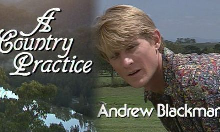Andrew Blackman: A Country Practice