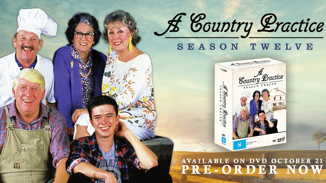 A Country Practice Season 12 on DVD
