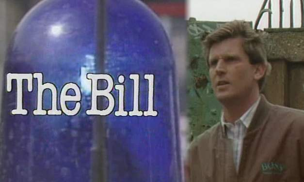 Jon Iles: The Bill