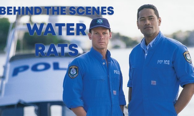 Behind the Scenes on Water Rats