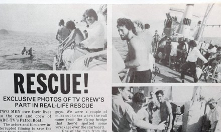 "TV Week: ""Rescue!"" Patrol Boat 16th December 1978"