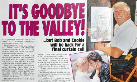 "TV Week: ""It's Goodbye To The Valley!"" A Country Practice 29th February 1992"