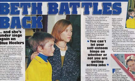 "TV Week: ""Beth Battles Back"" Blue Heelers 19th July 1997"