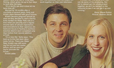 """TV Week: """"What's New Kelly?"""" Water Rats 19th July 1997"""
