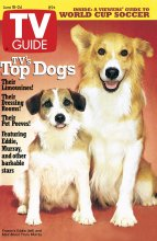 Tv Guide Magazine The Cover Archive 1953 Today 1994