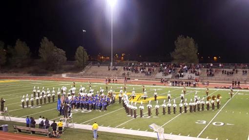 Football Field Shows