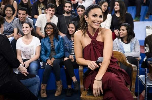 """""""Eu queria, na verdade, ser atriz"""", afirma Ivete Sangalo"""