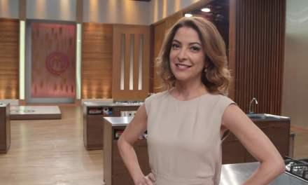 """Ana Paula Padrão mostra bastidores do """"MasterChef"""" em especial"""