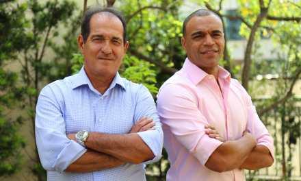 Denilson e Muricy Ramalho contam bastidores do futebol no teatro
