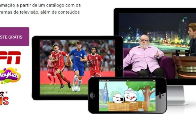 Record se desafia a produzir conteúdos para internet e, com outros canais, lança PlayPlus