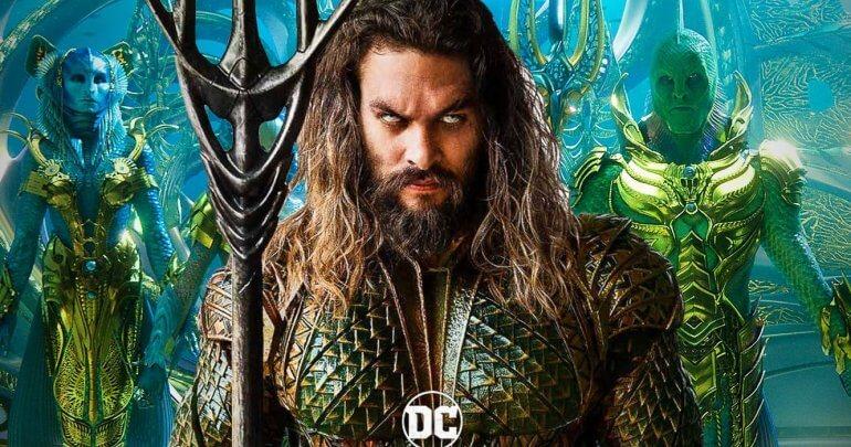 """Dê olho nas bilheterias, DC se renova com """"Aquaman"""""""