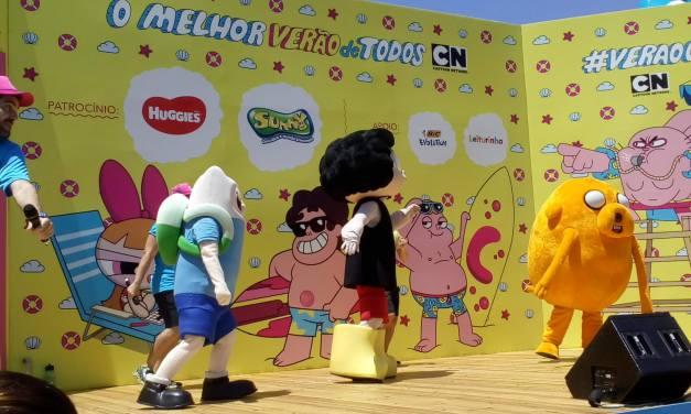 Crianças podem brincar com personagens do canal Cartoon nas férias; saiba como