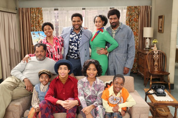 Black-ish Remembers Good Times In Season Finale Tribute Tv Insider