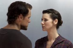 WATCH: Caitriona Balfe's First 'Outlander' Chemistry Test With Sam Heughan