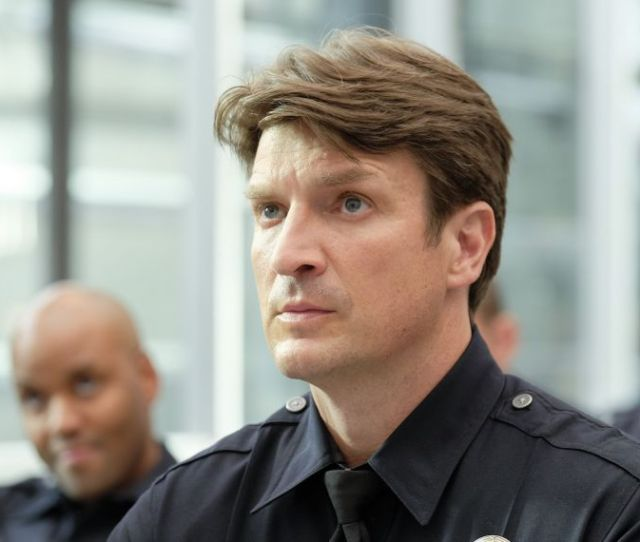 Nathan Fillion Opens Up About Playing The Rookie After Castle Why Hell Never Snub Soaps