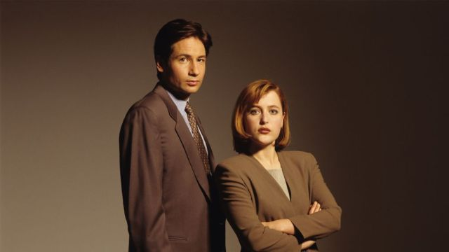 Image result for gillian anderson the x files 90s
