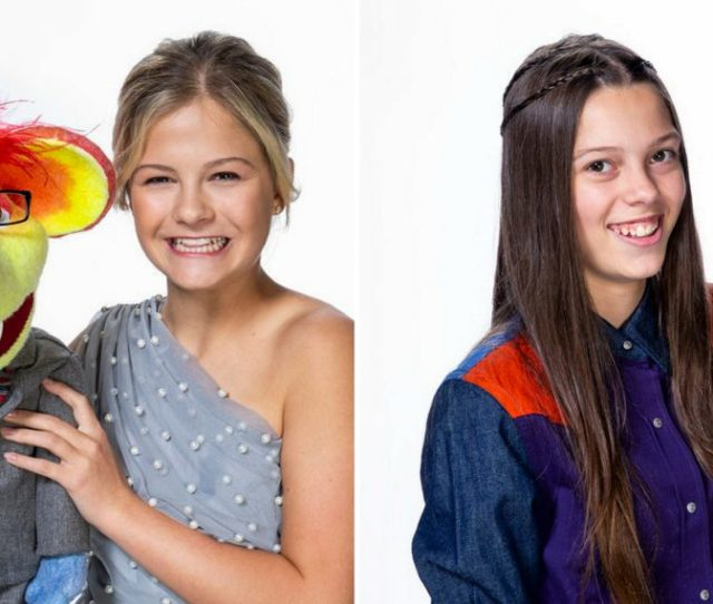 Darci Lynne Courtney Hadwin React To Shocking Agt The Champions Eliminations