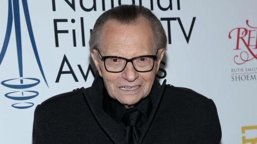 Larry King Hospitalized, Recovering After Heart Procedure ...